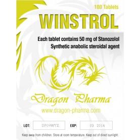 Winstrol Oral (Stanozolol) 50